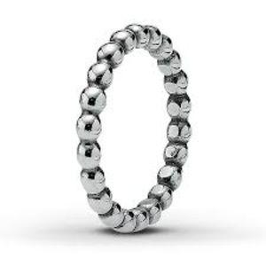 Genuine Pandora Bubble Ring - Size 8